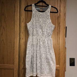 Maurice's lace pattern dress